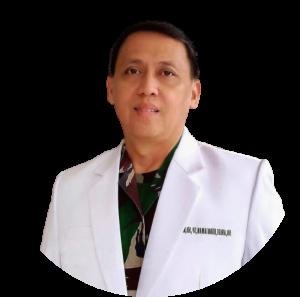 Dr.dr. Arief Kurniawan, Sp.An,KIC,MMRS,FISQua